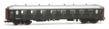 Artitec 20.260.02 - Ovaalramer AB 7216, groen, zilver dak , RIC, IIa-b  train 1:87