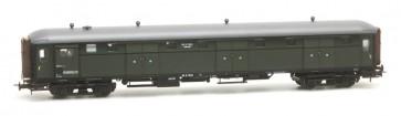 Artitec 20.291.01 - Stalen D 6 d  D 7522, olijfgroen, grijs dak, IIc-IIIa  train 1:87
