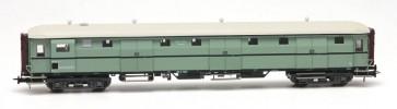 Artitec 20.292.01 - Stalen D 6 d  D 7523, turquoise, wit dak, IIIa  train 1:87