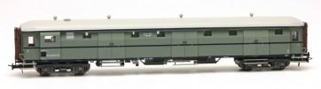 Artitec 20.292.03 - Stalen D 6 d  D 7625, Roco turquoise, lichtgrijs dak, IIIa  train 1:87