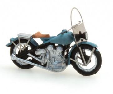 Artitec 387.04 BL - Motor U.S. Civiel Liberator blauw  ready 1:87