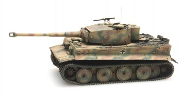 Artitec 387.102 CM - WM Tiger I 1943 camo  ready 1:87