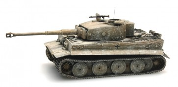 Artitec 387.102 WY - WM Tiger I 1943 geel winter  ready 1:87