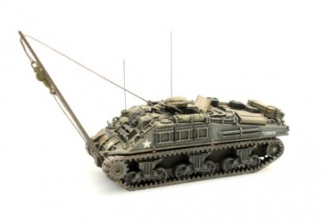 Artitec 387.104 - UK Sherman M4A4 ARV  ready 1:87
