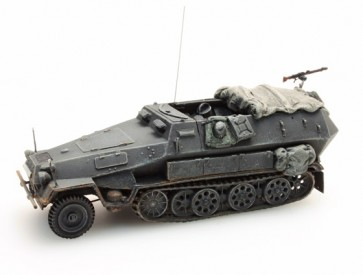 Artitec 387.109 GR - WM Sd. Kfz 2512B 8cm grijs  ready 1:87