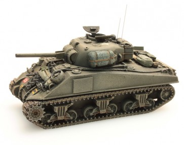 Artitec 387.112 - UK Sherman M4A4  ready 1:87