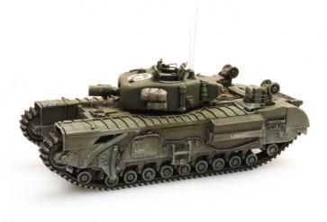 Artitec 387.119 - UK Churchill Tank AVRE  ready 1:87