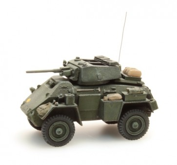 Artitec 387.122 - UK Humber Arm. car Mk IV 37mm  ready 1:87