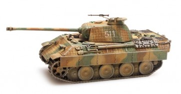 Artitec 387.156 - WM Panther ausf. A zimmerit  ready 1:87