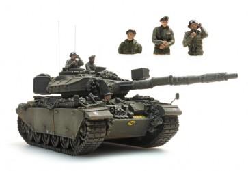 Artitec 387.161 - NL tankbemanning  3 fig..  ready 1:87