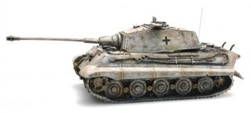 Artitec 387.17 WY - WM Tiger II Henschel geel, winter  ready 1:87
