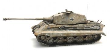 Artitec 387.19 WY - WM Tiger II Hensch.Zimm. geel, winter  ready 1:87