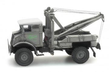 Artitec 387.239 - Chevrolet 3T kraanwagen Civiel  ready 1:87