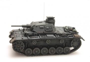 Artitec 387.305 - WM Pzkw III Ausf. F grau  ready 1:87