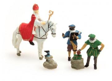 Artitec 387.41 - Sinterklaas-set  ready 1:87