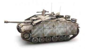Artitec 387.48 WY - WM StuG III Ausf G 1943 geel, winter  ready 1:87