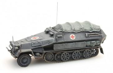 Artitec 387.73 AM - WM Sd. Kfz 2518B Sanitätspanzer  ready 1:87