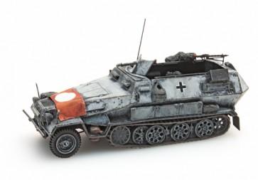 Artitec 387.73 S2 - WM S2 Sd. Kfz 2511B mit Fahne winter  ready 1:87