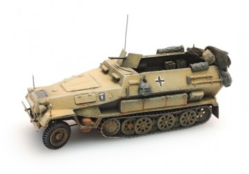 Artitec 387.73 YW - WM Sd. Kfz 2511B, Afrikakorpsgeel  ready 1:87