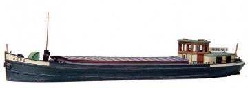 Artitec 54.104 - Luxe motorschip 120 ton  kit 1:160