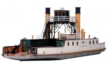 Artitec 54.105 - Veerboot Fehmarn  kit 1:160