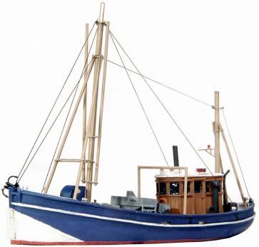 Artitec 54.108 - Krabben-viskotter  -waterlijn  kit 1:160