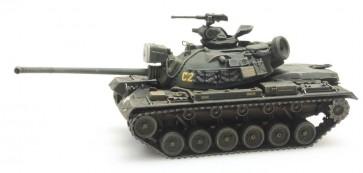 Artitec 6870063 - US M48 A2 gevechtsklaar Vietnam War  ready 1:87