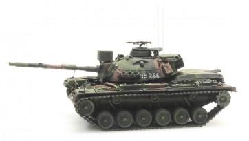 Artitec 6870077 - BRD M48 A2 G A2 Flecktarnung  ready 1:87