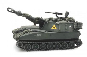 Artitec 6870121 - US M109 A1 combat ready  ready 1:87