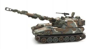 Artitec 6870123 - US M109 A2 MERDC combat ready  ready 1:87