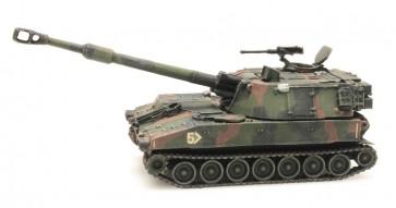 Artitec 6870124 - US M109 A2 NATO camo  ready 1:87