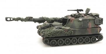 Artitec 6870125 - US M109 A2 NATO camo combat ready  ready 1:87