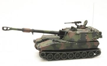 Artitec 6870129 - NL M109 A2 camo   ready 1:87