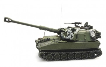 Artitec 6870132 - NO M109 A2 A3 camo combat ready  ready 1:87
