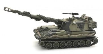 Artitec 6870134 - UK M109 A2 combat ready  ready 1:87