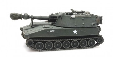 Artitec 6870150 - US M109 A2 train load  ready 1:87
