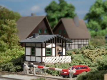 Auhagen 14455 - Schrankenwärterhaus