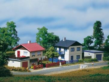 Auhagen 14462 - Vorstadthäuser