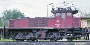 Fleischmann 436076 - E Lok BR 160 SND Digik. DB