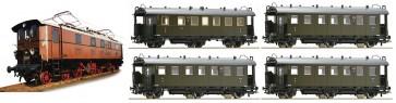 Fleischmann 481771 - Reisezug Gruppenverw. Bayern D