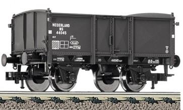 Fleischmann 521104 - Offener Güterwagen Bauart O, N