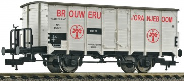 Fleischmann 534804 - Bierwagen BROUWERIJ ORANJEBOOM, NS