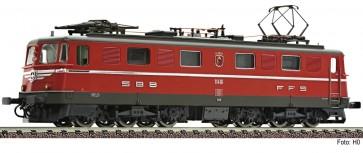 "Fleischmann 737293 - Elektrolokomotive Ae 66 ""Kantonslok"" rot, SBB"