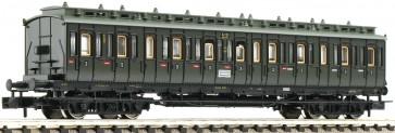 Fleischmann 804402 - Abteilwagen 3. Kl. Bauart C4tr pr04, DRG