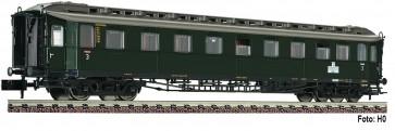 Fleischmann 878101 - Schnellzugwagen 3. Klasse Bauart C 4ü, DB