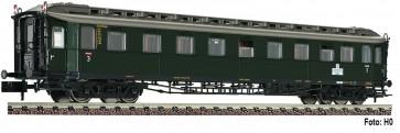 Fleischmann 878102 - Schnellzugwagen 3. Klasse Bauart C 4ü, DB