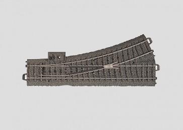 Marklin 24611 - Weiche links r437,5 mm,24,3 G