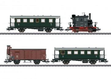 Marklin 26609 - Zugpackung Glaskasten PmG DB