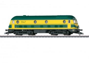 Marklin 37277 - Diesellok Serie 59 SNCB