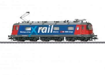 Marklin 37326 - E-Lok Serie Re 66 Xrail SBB